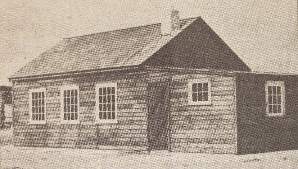 DeFehr's converted chicken barn image