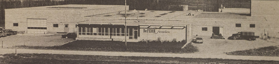 DeFehr Furniture building image